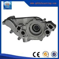 Buy cheap China OEM Iron Casting Auto Pump Parts With Precision Machining from wholesalers