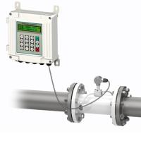 Buy cheap Ultrasonic Flow Meter Split type Pipe Transducers Flange Connection TUF-2000SW from wholesalers