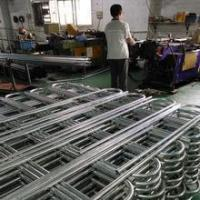 Buy cheap metal pipe rack sunshade staight tube corner tube weldment from wholesalers