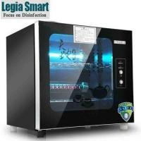 Buy cheap 30L Tableware Sterilizer Disinfection Cabinet with ozone ultraviolet light and dry system from wholesalers
