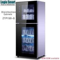 Buy cheap 150L Tableware Sterilizer DisinfectionCabinet withozone,ultravioletlightanddry system from wholesalers
