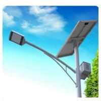 Wholesale 7meter High Lumen 100W Solar LED Streetlight from china suppliers