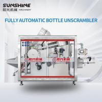 Buy cheap Bottle Unscrambler Machine from wholesalers