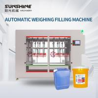 Buy cheap Weighing Filling Machine from wholesalers