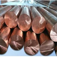 Buy cheap copper rod 8mm 99.99% from wholesalers