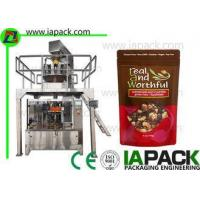 Buy cheap Stand Up Pouch Filling Sealing Machines Premade Zipper Bag Packing Equipment Manufacturer from wholesalers
