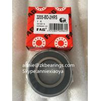 Wholesale FAG Bearing 3205.BD.2HRS Angular Contact Ball Bearings Size 25x52x20.6 Mm from china suppliers