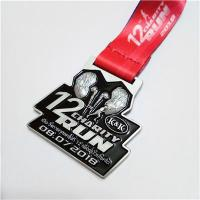 Buy cheap Custom design your own medal marathon sports award medal from wholesalers