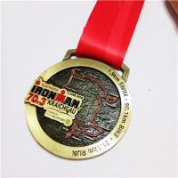 Buy cheap Custom cheap night run medal for gifts and souvenir from wholesalers