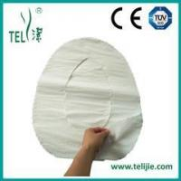 China Tissue+Poly Series Antibacterial disposable paper toilet seat covers on sale