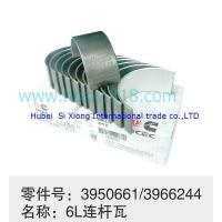 China Dongfeng Cummins 6L Connecting rod bearing shell on sale