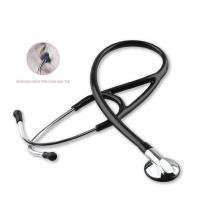 Wholesale DisposableSyringe Zinc Alloy Cardiology Stethoscope from china suppliers