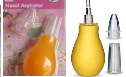 Quality Baby suction nasal vacuum aspirator for sale