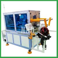 China Semi-auto Submersible pump motor stator coil Injection machine on sale