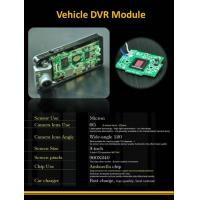 Vehicle DVR Module