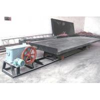 Buy cheap Mineral Processing equipment Concentrating Table from wholesalers