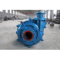 Buy cheap Mineral Processing equipment Alloy Slurry Pump from wholesalers