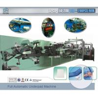 Buy cheap Under Pad Machine from wholesalers