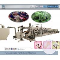 Buy cheap Sanitary Napkin Machine Pantyliner Production Line from wholesalers