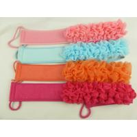 Wholesale Loofah bath pad&textile bath glove Item No.: 270689 from china suppliers