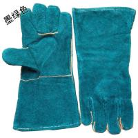 Buy cheap Learn More Cow Split Leather Welding Gloves from wholesalers