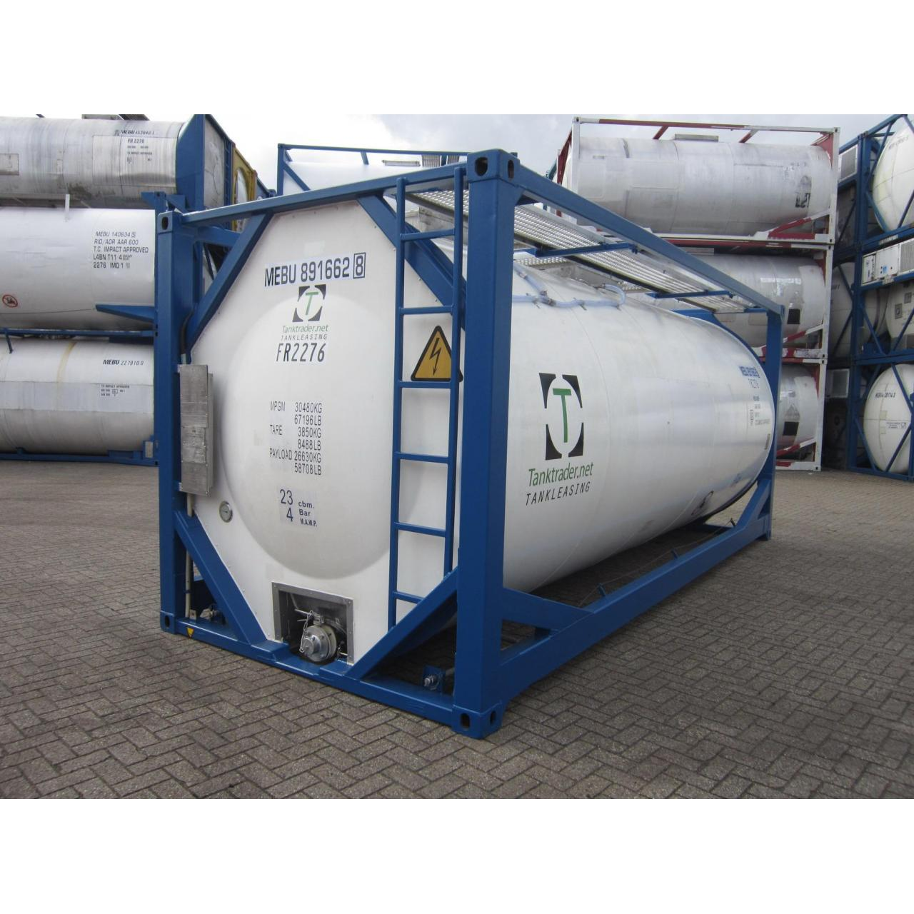 Buy cheap TANK CONTAINERS from wholesalers