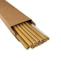 Buy cheap how long do biodegradable bamboo straws last from wholesalers