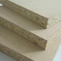 Buy cheap E1 18mm white melamine particle board from wholesalers