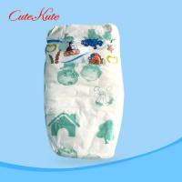 Buy cheap Nice Quality Factory Price Baby Diaper With Magic Tapes from wholesalers