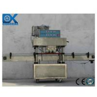 Buy cheap Automatic High Speed in Line Bottle Capper with Caps Feeder from wholesalers