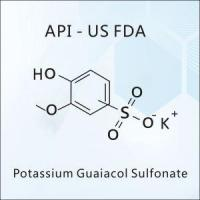 Wholesale Potassium Guaiacol Sulfonate from china suppliers