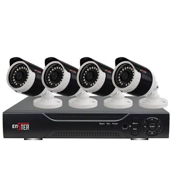 Quality Outdoor Waterproof AHD DVR Security Surveillance Camera System for sale