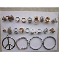 Buy cheap Centrifugal casting alloy jewelry from wholesalers