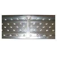 Wholesale 210 Width Galvanized Scaffold Metal Plank with 10 mm Hole from china suppliers