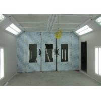 Wholesale Woodworking Spray Booth Semi Downdraft Spray Booth from china suppliers
