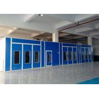 Wholesale Woodworking Spray Booth Dry Filter Spray Booth from china suppliers