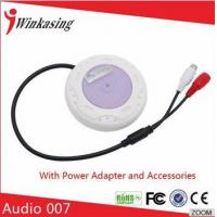 Wholesale 2017 newest CCTV microphone for hot sale market CCTV audio monitor Audio 007 from china suppliers