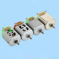 Buy cheap double ends shaft FA130 motor from wholesalers