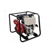 China Diesel cast iron high pressure water pump on sale