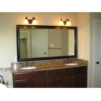 Buy cheap Romantic Oil Rubbed Bronze Vanity Mirror At Post Taged With Wall Mount from wholesalers