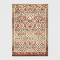 Buy cheap Lovely 9x12 Rugs Target At Jacquard Woven Area Rug 7 X10 Threshold from wholesalers