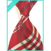 Wholesale Custom Men's Brand Woven Poly Tie from china suppliers
