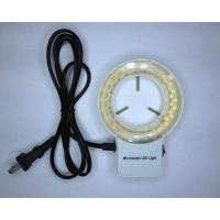 Wholesale New 48 LED Adjustable Ring Light Illuminator Lamp For Microscope, Universal Microscope from china suppliers