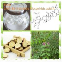China 1405-86-3 Licorice Glycyrrhizic Acid A on sale