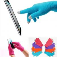 Wholesale Advertisement Promotion Gifts Touch Screen Knitted Gloves from china suppliers