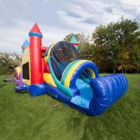 Wholesale Inflatable Combo With Slide from china suppliers