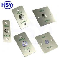Wholesale Exit Button Door Release Push Button Switch from china suppliers