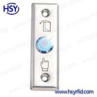 Wholesale Exit Button Push Door Release Exit Switch with LED from china suppliers
