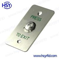 Wholesale Exit Button Door Release Push Exit Button Access Control from china suppliers