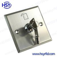 Wholesale Exit Button Stainless Steel Exit Push Button Switch from china suppliers